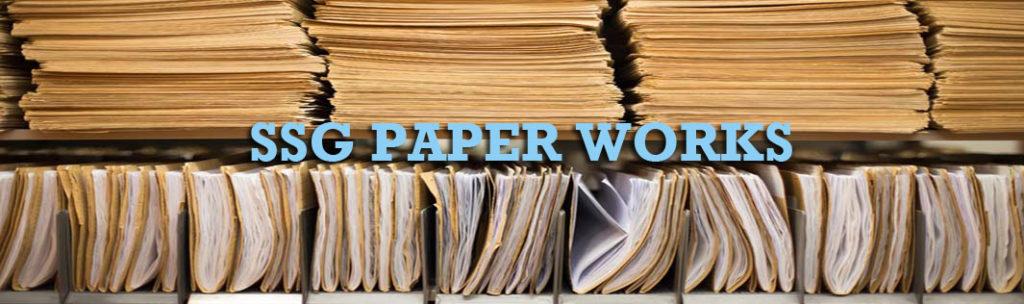 SSG-Paper-Works